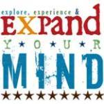 Explore Logo: Explore, Experience & Expand Your Mind