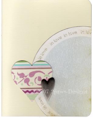 valentine card - 2008