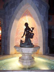 Cinderella's Crown in the Magic Kingdom