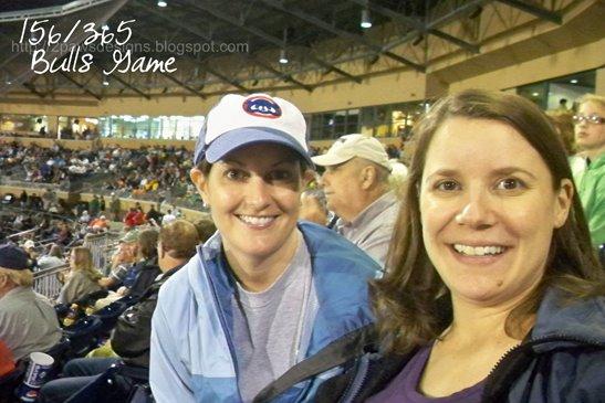 Day 156 - 2009 Project 365: Durham Bulls Baseball Game