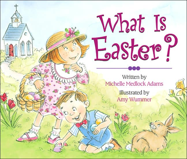 What is Easter? book