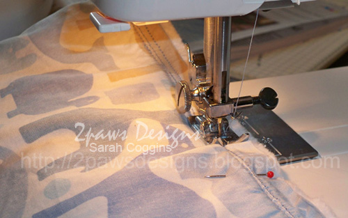 Crib Rail Teether: Sew