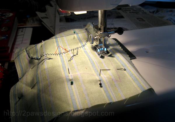 Boo Hoo Owl: Sewing