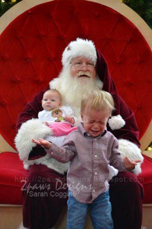 Santa, Why??