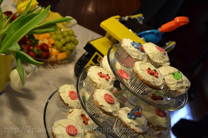 Tea & Trucks Shower: Desserts