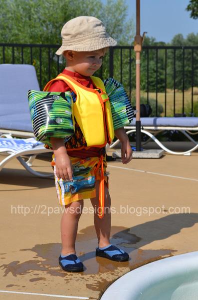 Toddler Swimming Attire