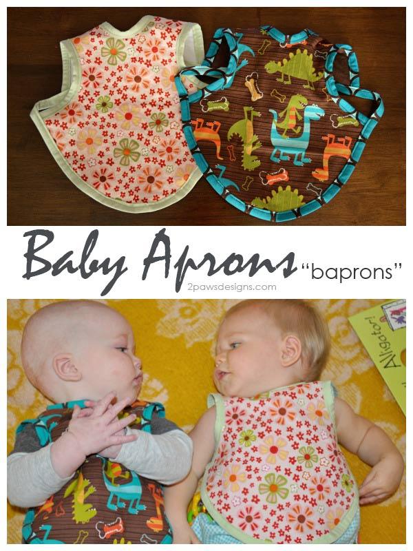 "Baby Aprons (""Baprons"")"