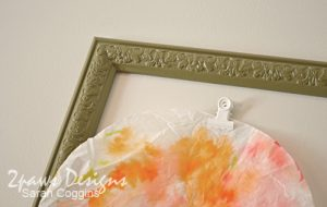 Art Wall Frames: Detail