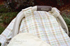 Superb Infant Car Seat Cover 2Paws Designs Gmtry Best Dining Table And Chair Ideas Images Gmtryco