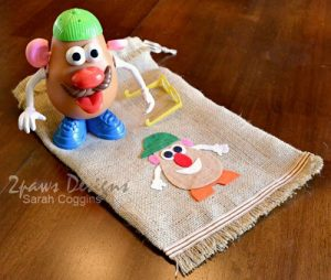 "Mr. Potato Head ""Potato Sack"" Parts Bag"