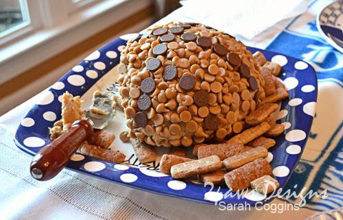 Peanut Butter Basketball