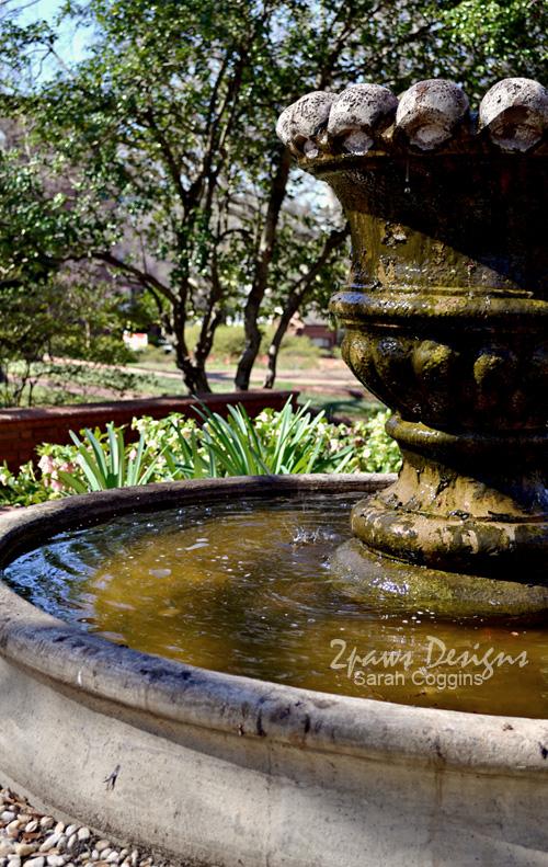 Wordless Wednesday: Fountain
