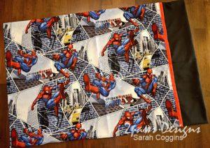Spiderman Pillowcase