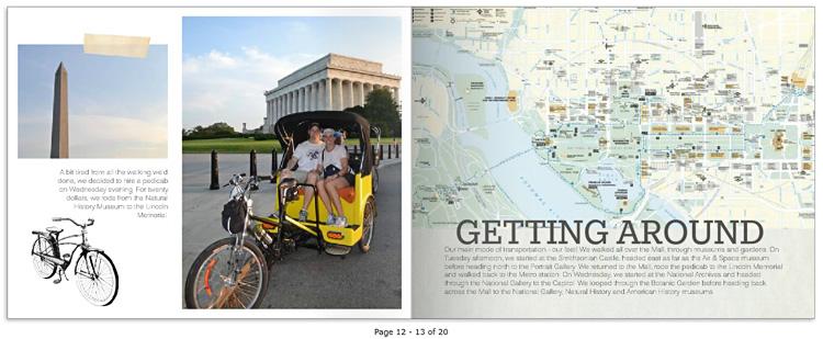 36 Hours photo book: Getting Around Washington, D.C.