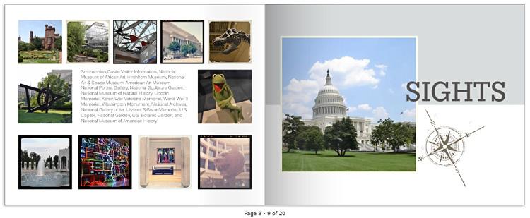 36 Hours photo book: Washington, D.C. Sights