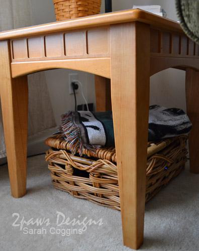 Hidden Router: Closed Basket