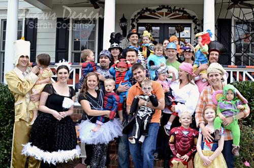 Halloween 2012: Group Photo