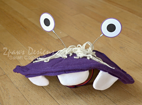 Monsters, Inc Costume: Boo's Hat
