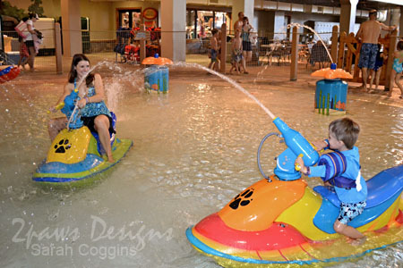 Great Wolf Lodge: Jet Skis