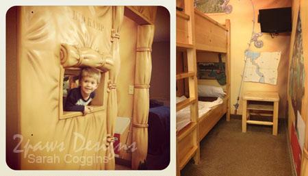 Great Wolf Lodge: Concord - Kid's Kamp