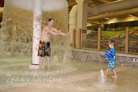 Great Wolf Lodge: Concord - Wave Pool