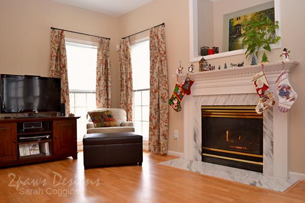 Family Room - December 2012