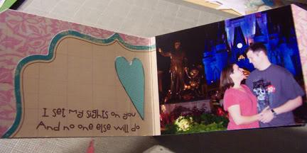 Valentine's Day Craft: Mini Scrapbook Album