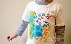 Seuss Patch Shirt