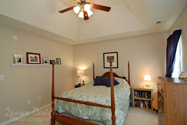 Master Bedroom Listing Photo