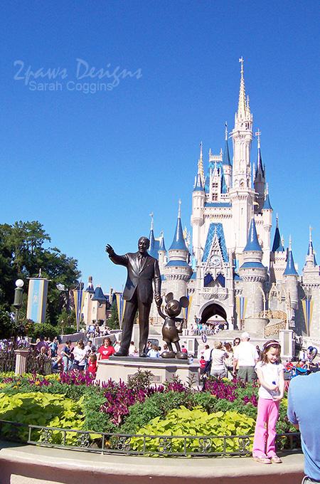 Walt Disney World: Cinderella's Castle