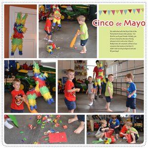 Cinco de Mayo 2012 digital scrapbooking page