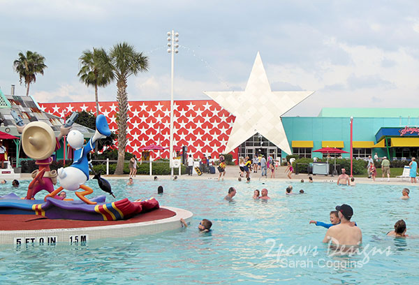Disney with a Preschooler: All Stars Music Resort
