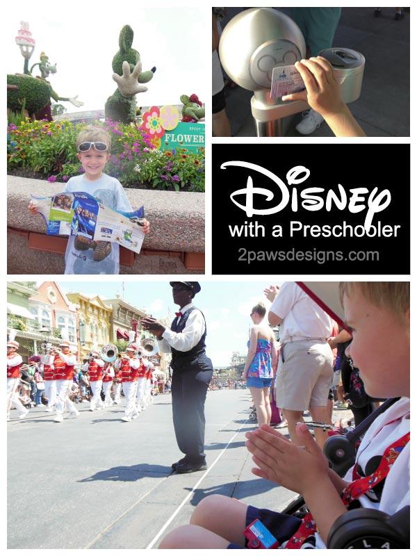 Disney With A Preschooler: Tips for Enjoying the Fun and Avoiding Meltdowns