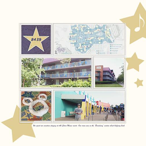 Disney 2013: All Stars Music Resort