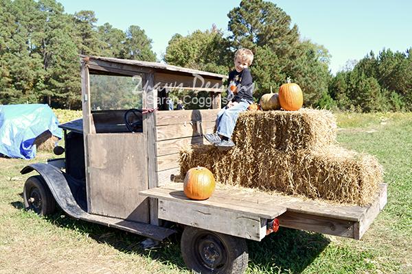 Ganyard Hill Farm Truck