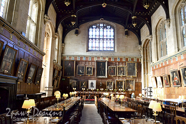 Oxford: Christ Church Great Hall