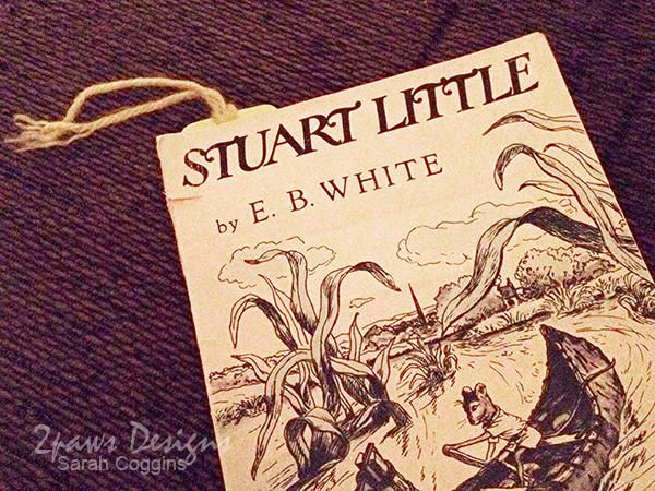 Book Cover of Stuart Little