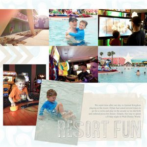 Disney All-Star Music Resort Fun