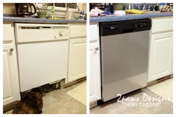 Kitchen: Dishwasher Replacement