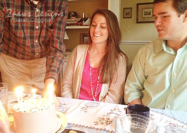 Mary's Birthday: April 2014