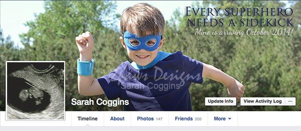 Superhero Big Brother Facebook Announcement