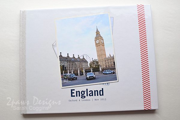 England Photo Book: Cover