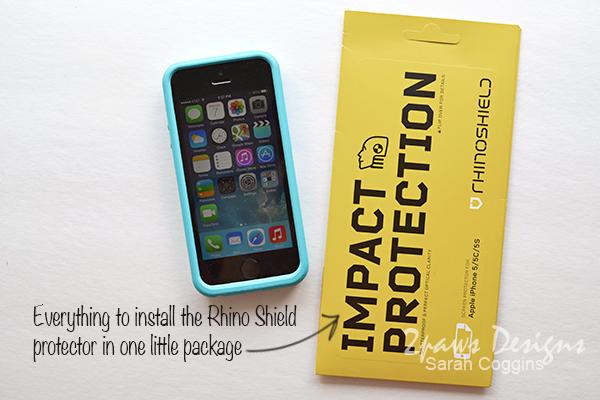 RhinoShield: Packaging