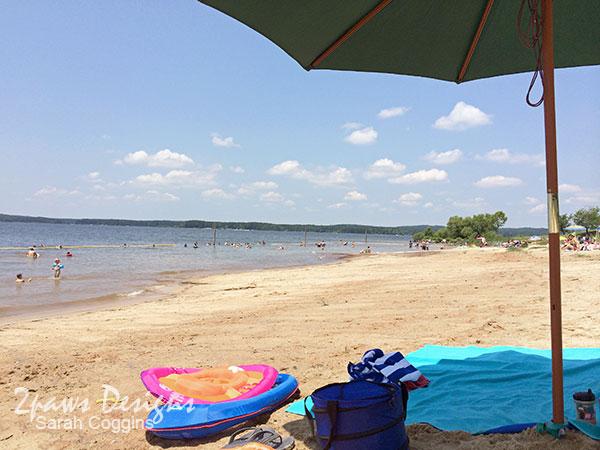 Summer Fun: Lake
