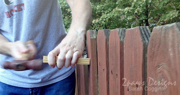 Year 2: Fence Repair