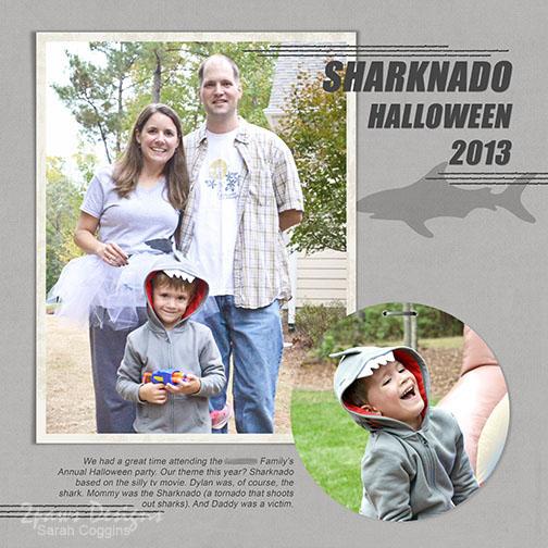 Sharknado Halloween 2013