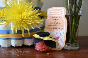 Jellybean Baby Shower: Details