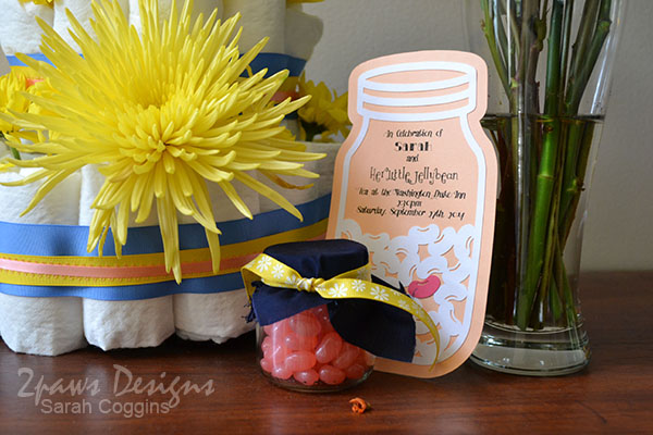 Jellybean Baby Shower: Details