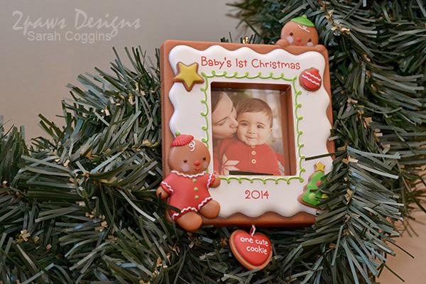 Hallmark KeepsakeIt One Cute Cookie Ornament