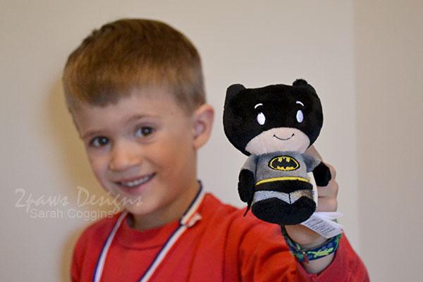 Big Brother Gift: Hallmark itty bittys Batman